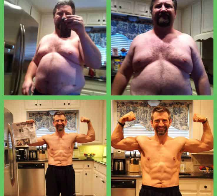 Casey Walker lost 118 pounds by drinking Shakeology everyday and working out.
