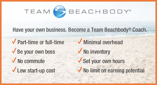 benefits of the beachbody business opportunity