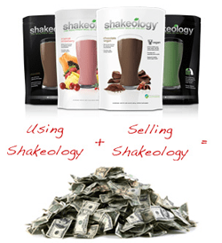 Make Some Extra Money by Selling Shakeology