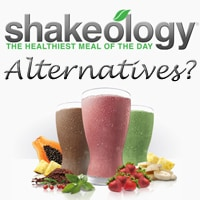 shakeology shake alternatives