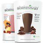 Tropical Strawberry & Chocolate Vegan Shakeology
