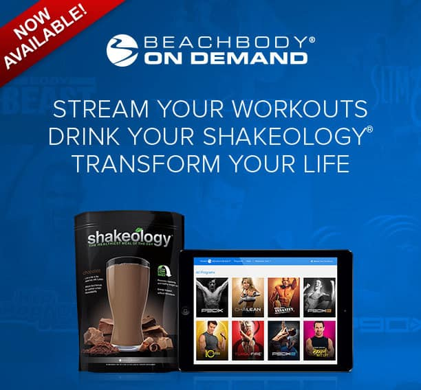 Save Money on Your Shakeology Order & Get Free Workouts with the Beachbody on Demand Challenge Pack