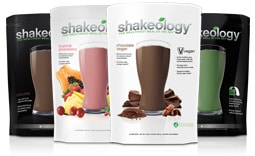 shakeology comes in four flavors
