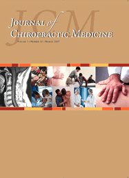 Journal of Chiropractic Medicine: Published Ultimate Reset Clinical Trials