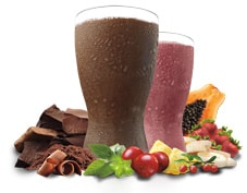 Chocolate Vegan & Tropical Strawberry Shakeology