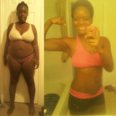 Insanity Asylum Before and After