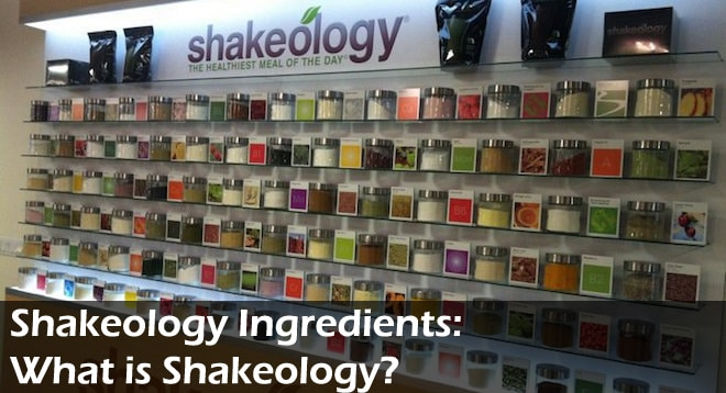 Shakeology Ingredients: What is Shakeology? (WORKS?)