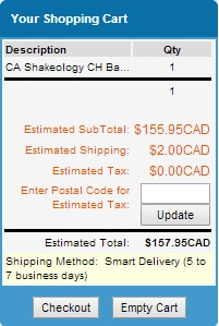 Ordering Shakeology in Canada