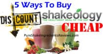 5 Shakeology Price DISCOUNTS (BUY SHAKEOLOGY CHEAP)