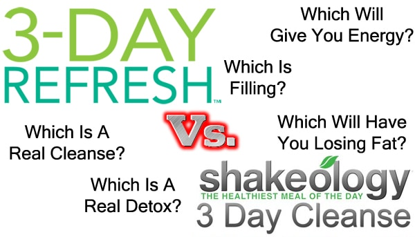 Beachbody 3 Day Refresh vs Shakeology 3 Day Cleanse: Which is right for you?