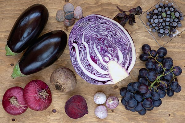 blue and purple phytonutrients