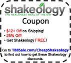Shakeology Coupon & Discount 2016 (DON'T PAY RETAIL!)