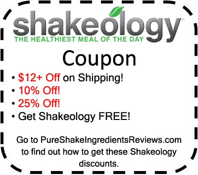 Shakeology coupon found through http://www.pureshakeingredientsreviews.com