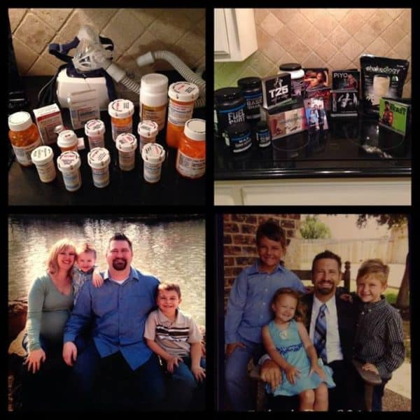 Casey Got Off Several Medications with Shakeology
