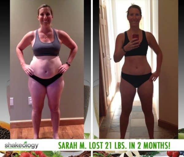 Sarah Loves How Shakeology Makes Her Feel & She Lost 21 LBS