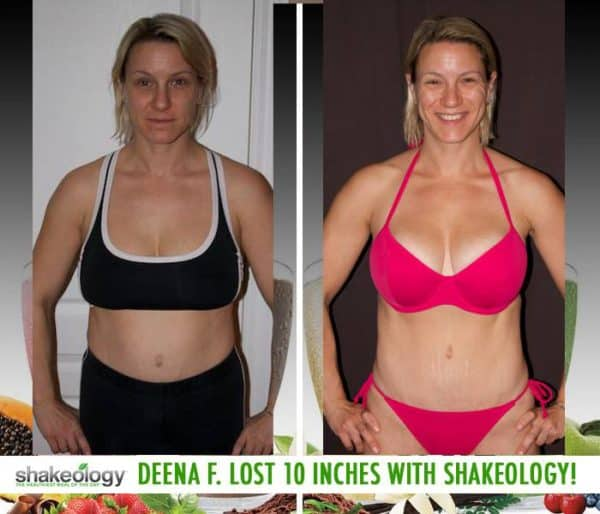 Deena Boosted Her Workouts, Simplified Her Diet, & Lost 10 LBS with Shakeology