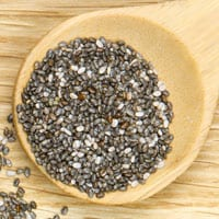 Shakeology ingredients: Chia seeds