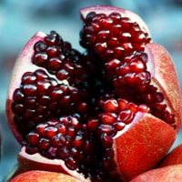Shakeology nutrition facts: Pomegranates