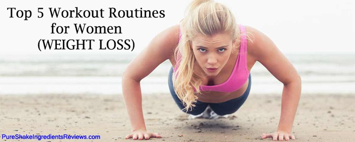 workout-routines-for-women-top-5