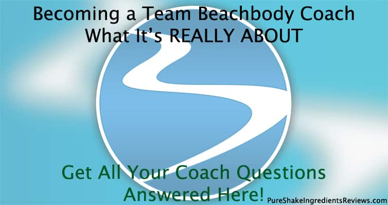 Becoming a Beachbody Coach: What It's REALLY ABOUT