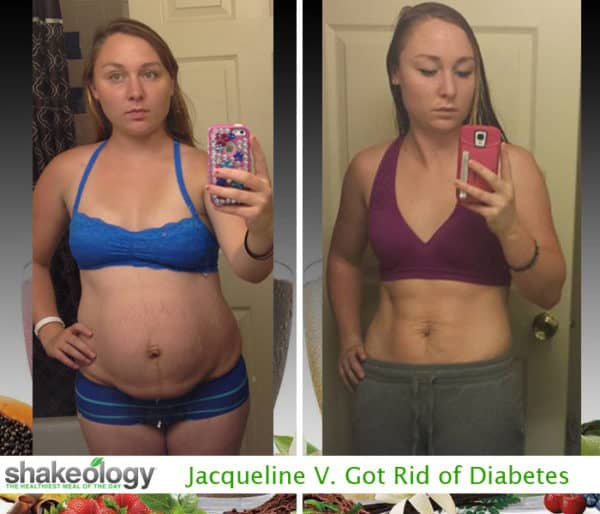 Jacqueline No Longer Struggles with Diabetes Thanks to Shakeology