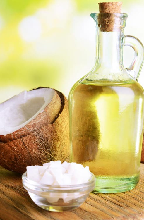 No smoothies for weight loss are complete without Coconut Oil that will help you burn belly fat and get more energy!