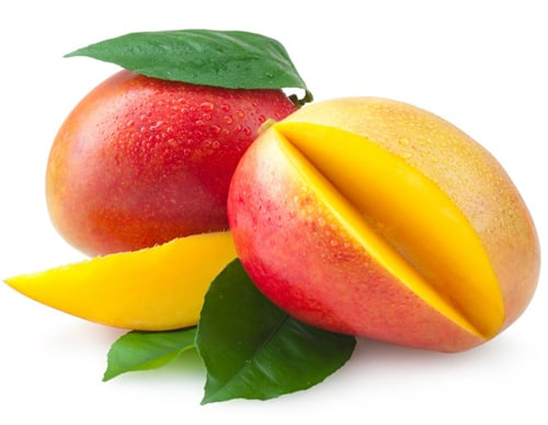 Mangoes are a great addition to any weight loss breakfast smoothies because they are highly beneficial to your health!