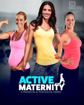 Active Maternity ***BOD Exclusive***