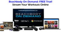 Beachbody on Demand FREE Trial (ONLINE WORKOUTS)