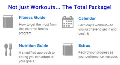 With Beachbody on Demand you get full program workouts & all the guides!