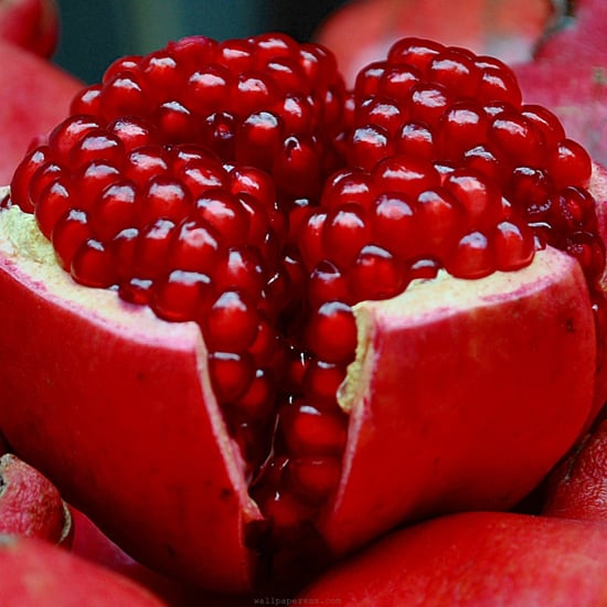 best fruit for weight loss - pomegranates