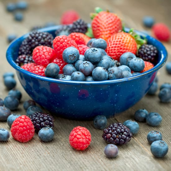 foods that help you lose weight - berries