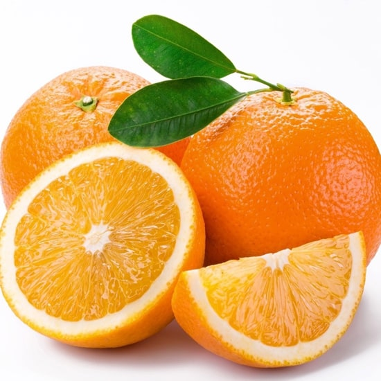 healthy foods for weight loss - oranges