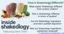 How Is Shakeology Different? (WHY SO EXPENSIVE?)