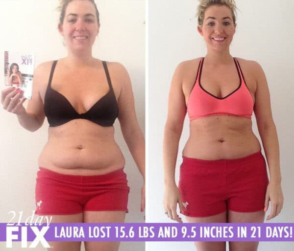 Laura Lost 15.6 LBS & Got Into Her Skinny Jeans