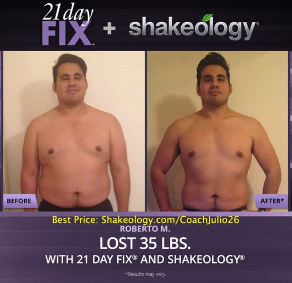 Roberto Lost 45 LBS & 6 Pants Sizes in ONLY TWO Rounds!