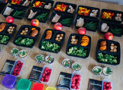 Plan your meals ahead of time while on the 21 Day Fix Program.