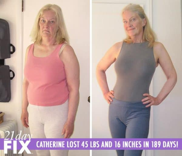 Catherine Had Trouble Losing Weight Until Now. Lost 45 LBS