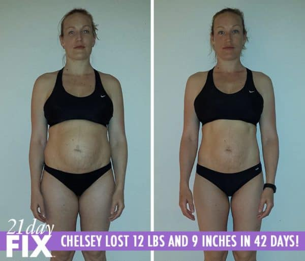 Chelsey Didn't Want a Diet Scheme. She Lost 12 LBS