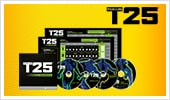 Focus T25 Gamma Workouts Only
