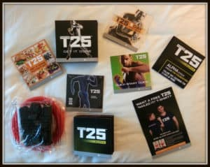 Focus T25 Package!