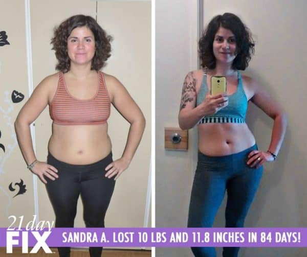 Sandra Gained Her Confidence Back & Lost 10 LBS