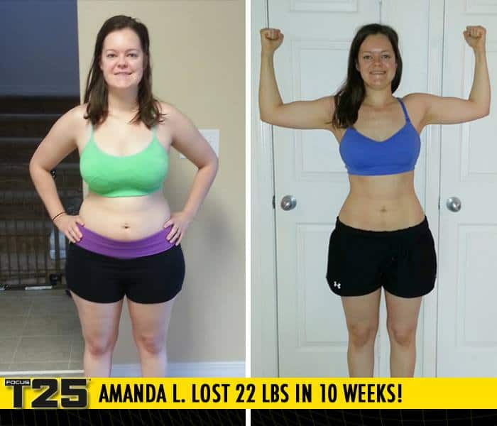 Images of T25 Results Weight Gain - #rock-cafe