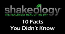 10 Facts You DIDN'T KNOW About Shakeology