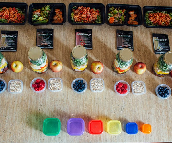 21 day fix example meals