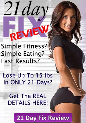 21 Day Fix Review!