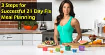 3 Steps for SUCCESSFUL 21 Day Fix Meal Planning