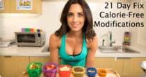 21 Day Fix Calorie-Free Modifications