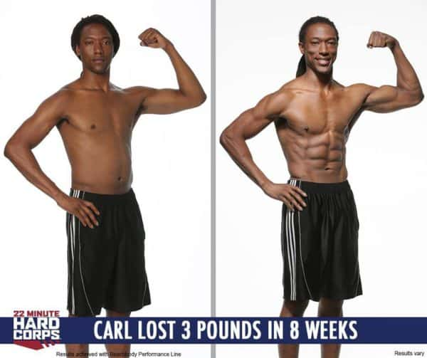 Carl T. Got Absolutely RIPPED!