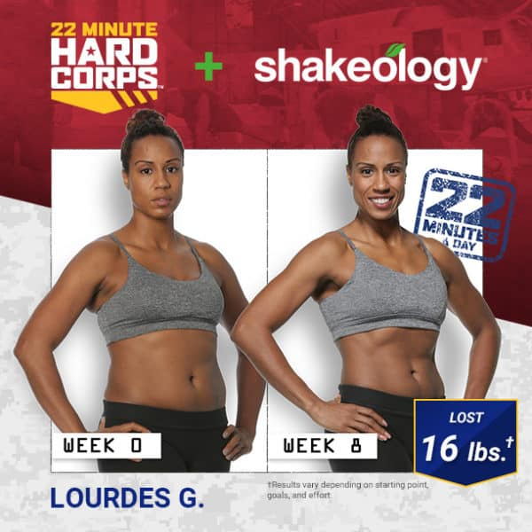 Lourdes Says the Workouts Are the Shortest And Most Effective Workouts!
